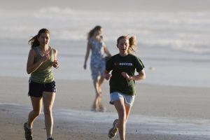 course à pied jogging