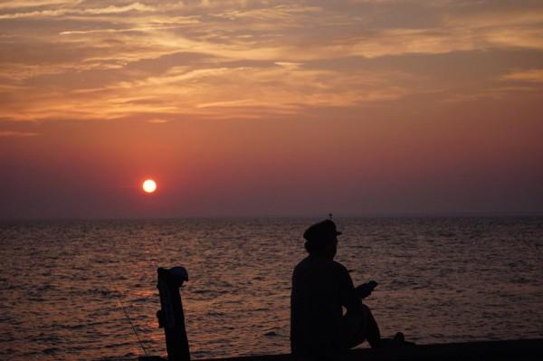coucher de soleil routine du soir changeons