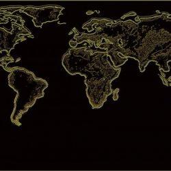 carte du monde changeons