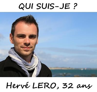 Hervé LERO 32 ans - changeons