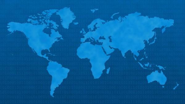 carte du monde - changeons
