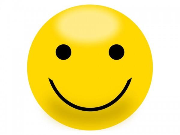smiley heureux - changeons
