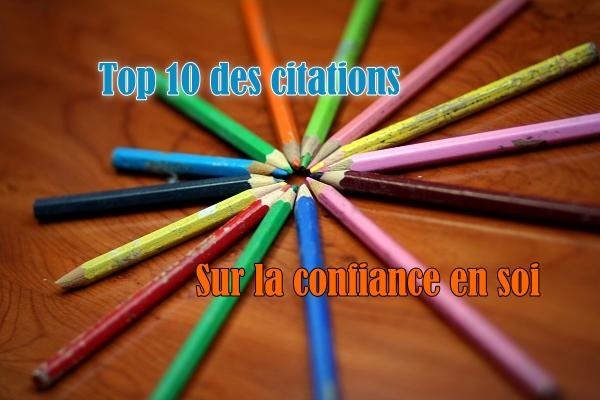 top 10 des meilleurs citations sur la confiance en soi - changeons