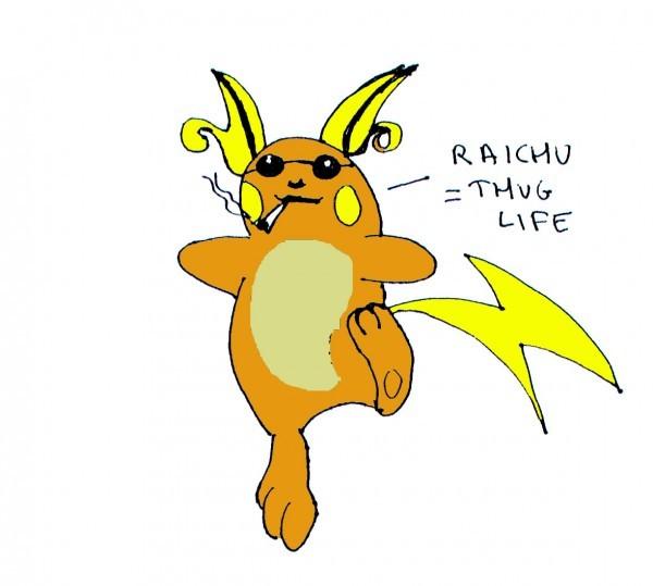Pokemon thug life badass - changeons