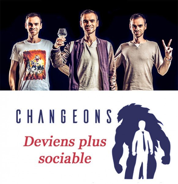 deviens plus sociable - changeons