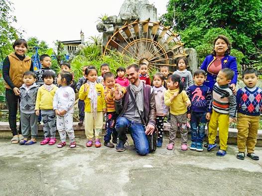 herve école vietnam - changeons