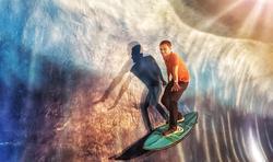 faux surf