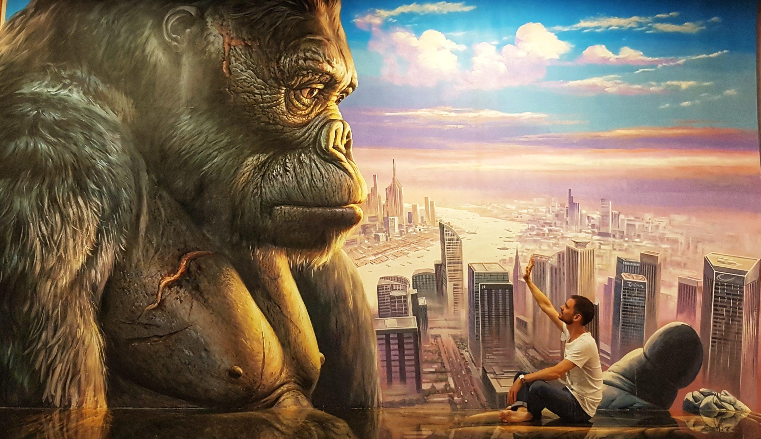 charisme - gorille