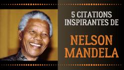 invictus citations Nelson Mandela