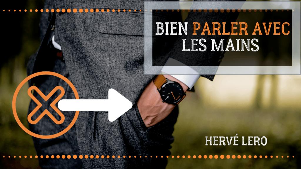 Mains dans les poches - Hervé Lero