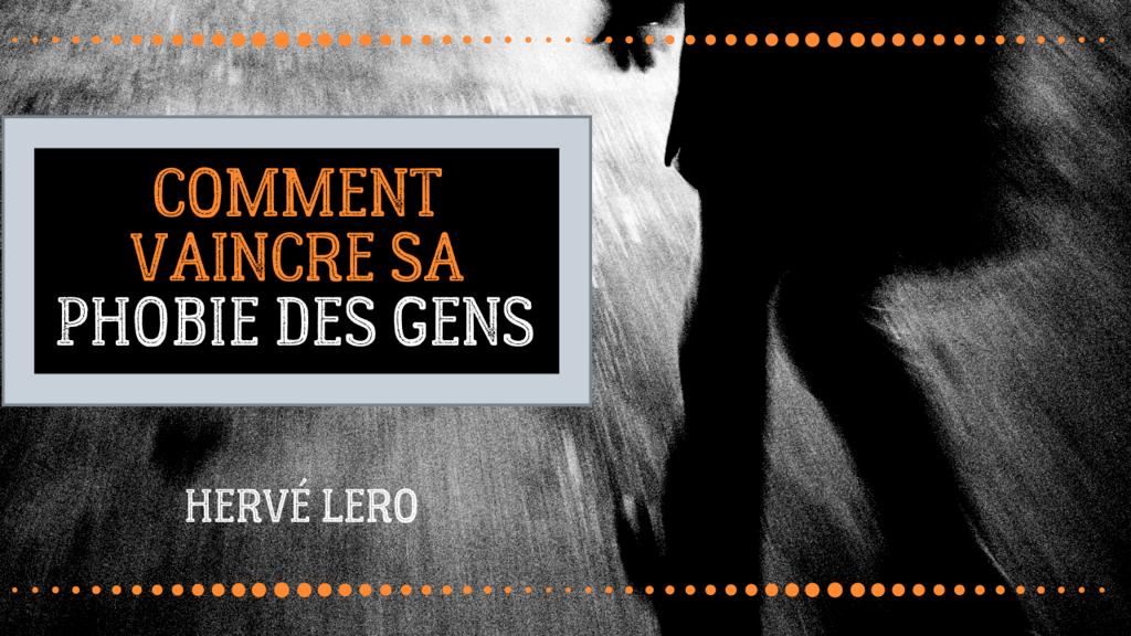 Peur des autres - Hervé Lero