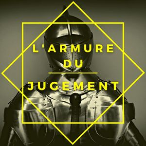 armure du jugement - Hervé Lero