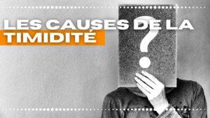 causes de la timidité