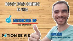 masterclass Hervé Lero - Confiance